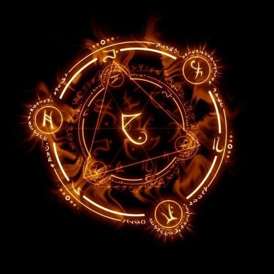 Ритуалы Храма Восходящего Пламени