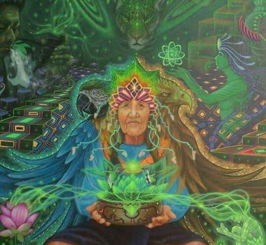 Чувашская магия: мир растений