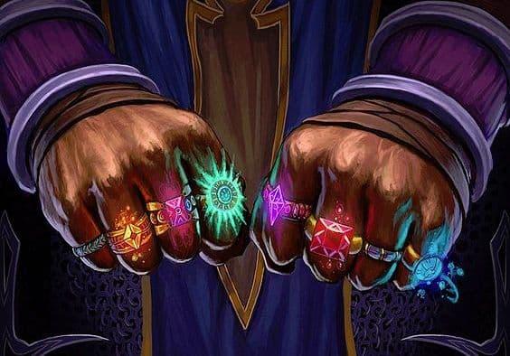 Магическая власть