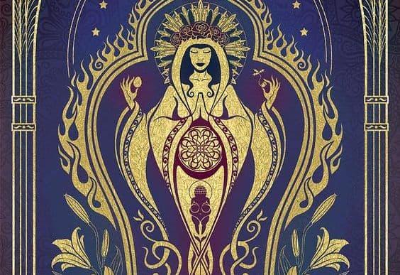 Великая мать и ангелы Апокалипсиса