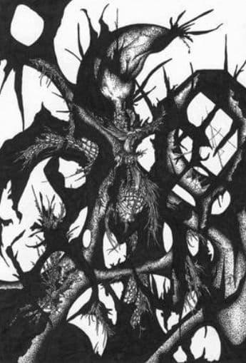 Эндрю Чембли - художник Саббатического культа