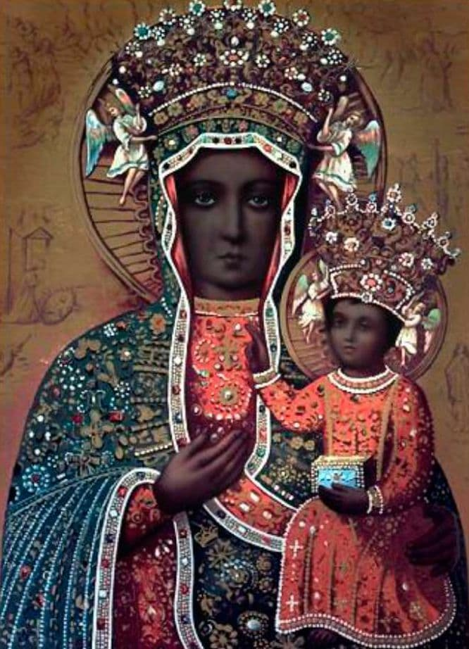 Реликвии Крови: менструальные корни удивительных Черных Мадонн в Италии