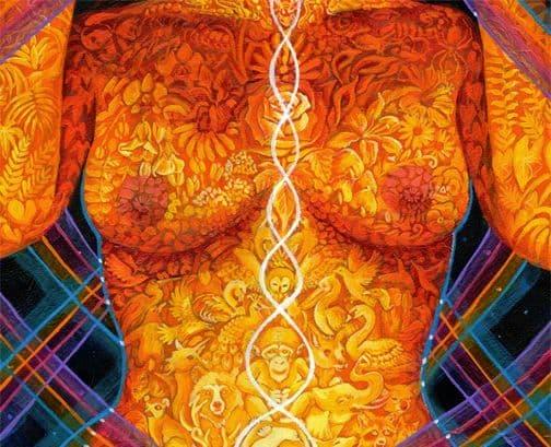 Магическая сила и гностический транс Секреты Западной Сексуальной Магии