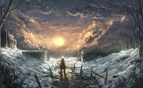 Конец земной жизни — начало вечности