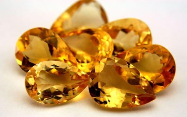 Магия камней: цитрин