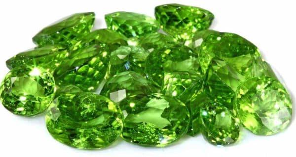 Магия камней: хризолит