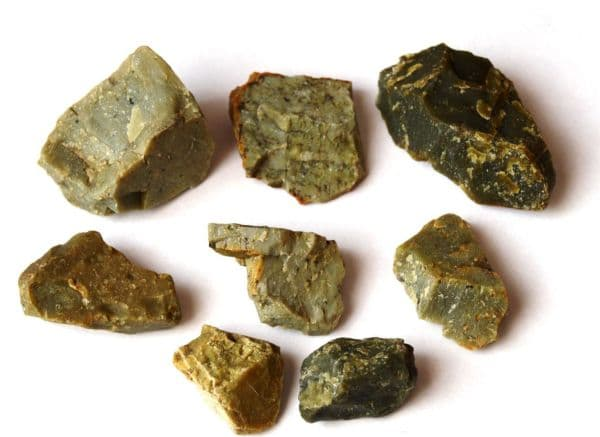Магия камней: кремень
