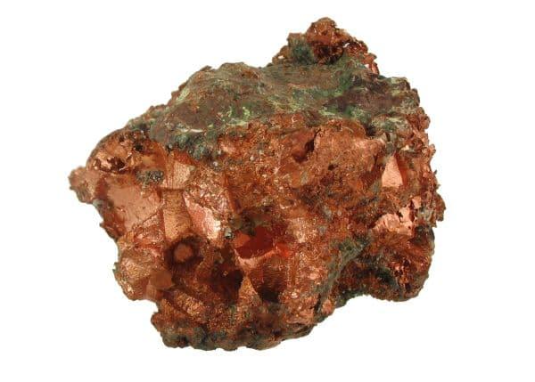 Магия камней: медь самородная