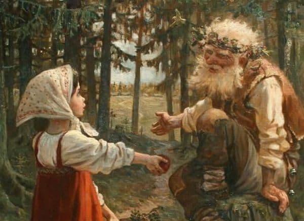 Знахарка В. А. Куроптева и ее знание